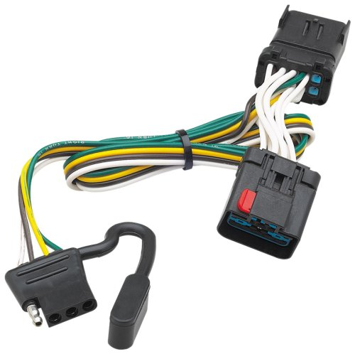 Jeep Trailer Wiring Liberty - Reese Towpower 85253 T-Connector Upgrade Harness