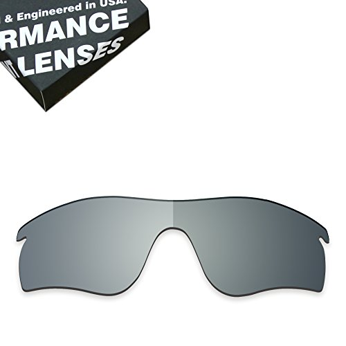 ToughAsNails Polarized Lens Replacement for Oakley RadarLock Path Sunglass - Options by ToughAsNails