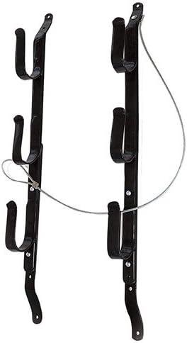 Allen Locking Gun Rack For Trucks 3 Gun Sports Outdoors