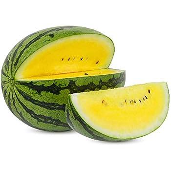 Amazon.com : Watermelon Garden Seeds - Baby Doll Yellow ...