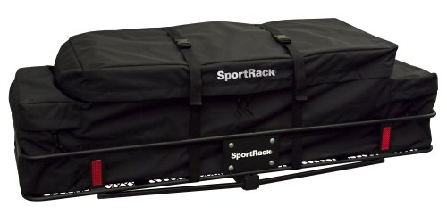 SportRack A21120B Hitch Basket Bag (Sportrack Basket compare prices)