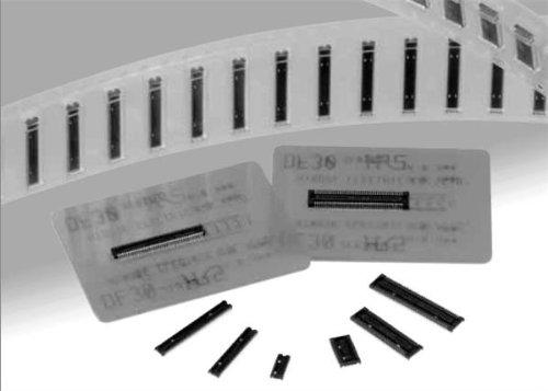 Board to Board & Mezzanine Connectors 30P DBL ROW RECEPT CONDCT TEST STRT SMT (5 pieces)