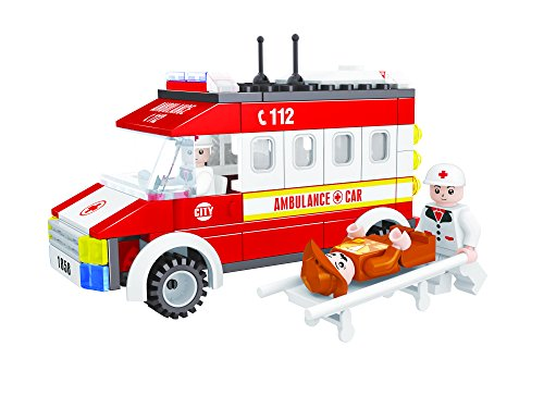 city-emergency-ambulance-with-mini-figure-building-bricks-155-pieces