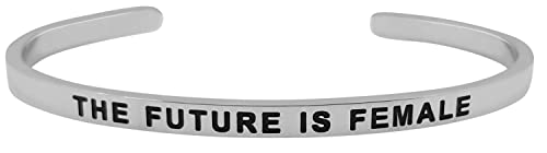 Pulsera «The future is female»