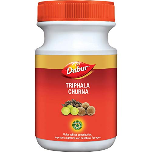 Dabur Triphala Churna Ayurvedic Remedy for Gastro Intestinal Health – 500 g