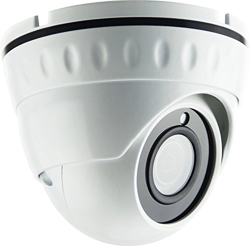 HDView 5MP TVI/AHD Camera, 4MP CVI Camera, Sony Sensor, HD Megapixel Dome Security Camera 3.6mm Lens Turbo Platinum Infrared Night Vision IR-Cut DNR UTC OSD