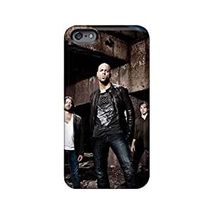 Anti-Scratch Cell-phone Hard Covers For iphone 5c (pGu4778WJdx) Support Personal Customs Attractive Breaking Benjamin Pattern