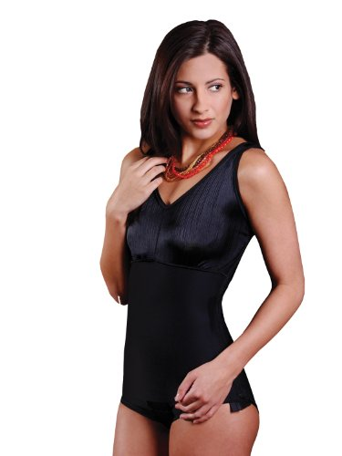 Contemporary Design Inc. Post-Op Abdominoplasty Body Shaper 2X-Large Black