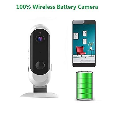 Camaras De Vigilancia 100% Libre De Cable HD 1080P Batería ...
