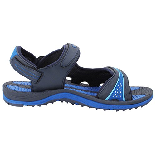 Comfort GP7592 Adjustable Slide Women Durable Size 11 Men Arch 5 8655 Blue 7 Breathable Sandals Men Support Upper with Lite 5qq1w