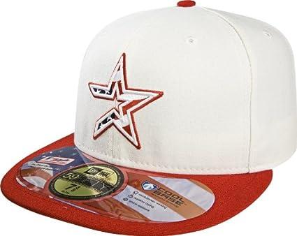 b78423735ed Amazon.com   MLB Houston Astros Stars and Stripes Authentic On Field ...