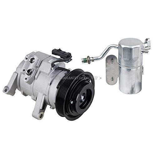 AC Compressor w/A/C Drier For Dodge Dakota 2005 2006 2007 - BuyAutoParts 60-86403R2 NEW