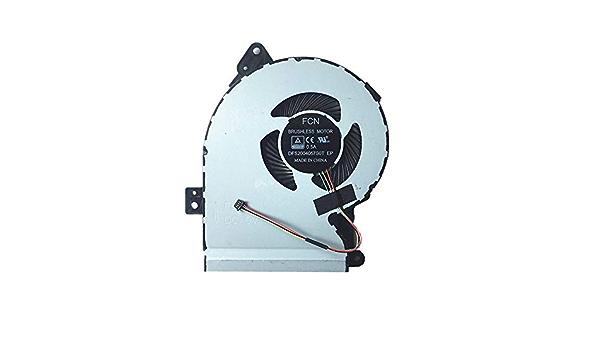 R516UW-DM022T L/üfter K/ühler Fan Cooler kompatibel f/ür Asus R516UW-DM044T R516UX-DM222T R516UX-DM166T R516UX-DM275T R516UX-DM221T GPU Version
