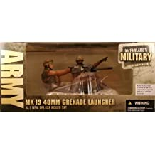 ARMY MK-19 GRENADE LAUNCHER GUNNER AND LOADER McFarlane's Military REDEPLOYED SERIES 2 Deluxe Boxed Set by McFarlanes Military