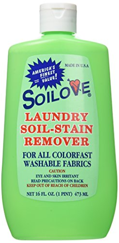 Laundry Ink Stain - Soilove Laundry Soil-stain Remover (2 Pack Special!!!!!!)