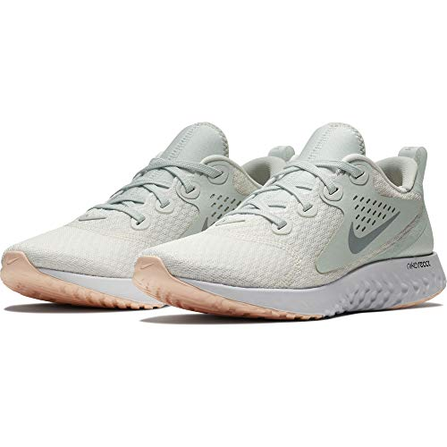 Nike Light White Multicolore Chaussures 101 Femme Running de Legend React Grey Summit Wolf Silver PrPqp