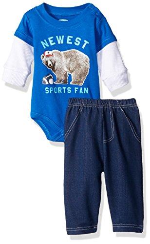 bon-bebe-boys-2-piece-longsleeve-side-snap-bodysuit-and-denim-pant-set-newest-blue-sports-fan-3-6-mo