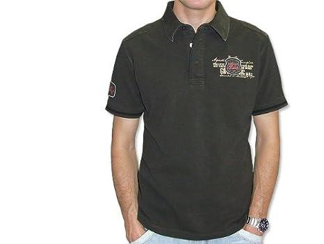 super beliebt besondere Auswahl an Genieße den niedrigsten Preis GIN TONIC Braunes Poloshirt - Poloshirt kurzarm - braun ...