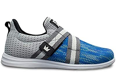 Brunswick Women's Versa Blue/Silver Bowling Shoes