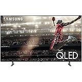 Samsung QN55Q80RAFXZA Flat 55-Inch QLED 4K Q80 Series Ultra HD Smart TV with HDR and Alexa Compatibility (2019 Model)