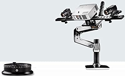Hp 3d Scanner - Clean And Safe Bundle With Dual Camera Upgrade; Turntable; Mounting Arm; Smart Power Smart Cord And Data Vac $1492.00 In Savings!!!