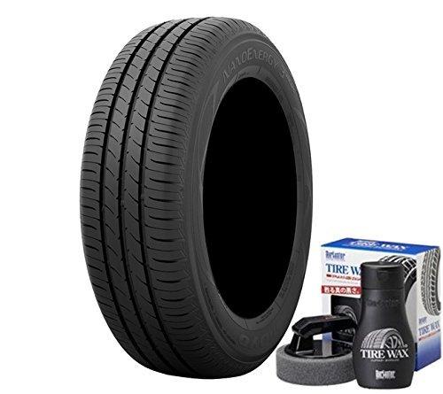 【4本セット】 低燃費タイヤ トーヨー(TOYO) NANOENERGY3 (ナノエナジー) PLUS 195/45R17 81W タイヤワックス SurLuster S-67 付き B079Z4LKV6