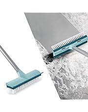BOOMJOY Floor Scrub Brush with Long Handle