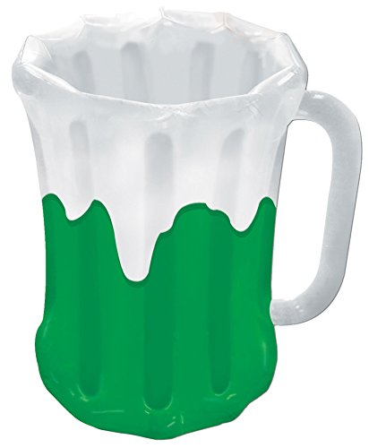 18in Inflatable Beer Mug Cooler Party Accessory