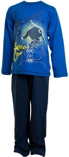 Niños Bedlam Skate Crew pijama Azul azul: Amazon.es: Ropa y ...