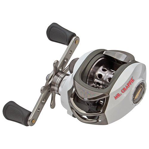 Lew's Fishing Mr Crappie Slab Daddy Baitcast Reel MC1HSD Reels