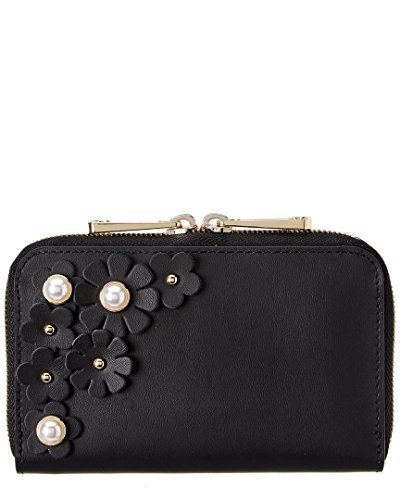 Zac Zac Posen Womens Indexer Leather Wallet, (Leather Indexer Wallet)