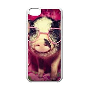 Protection Cover Hard Case Of Cute Pig Cell phone Case For Iphone 5C