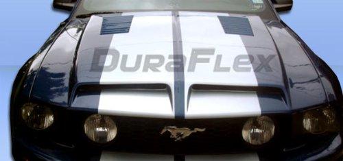 (Duraflex 104717 2005-2009 Ford Mustang Gt500 Hood)