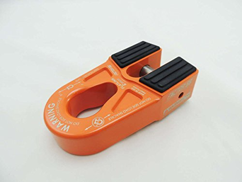(Factor 55 FlatLink E (Expert) Shackle Mount Assembly in Orange)