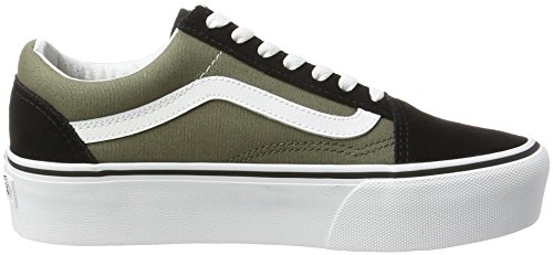 vans old skool caqui