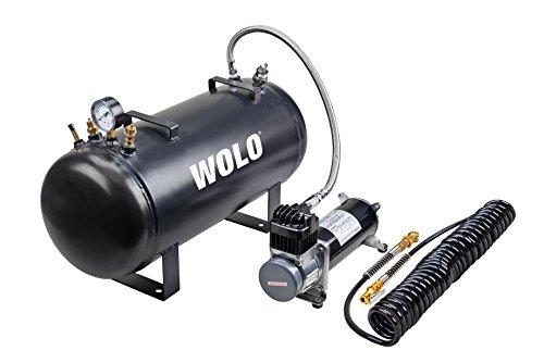Wolo (860 Air Rage Heavy-Duty Compressor with 5 Gallon Capacity Tank