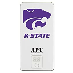 Kansas State Wildcats APU 10000XL - USB Mobile Charger