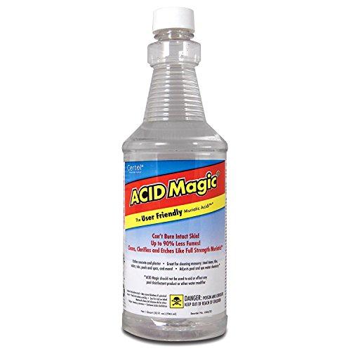 Magic Spa - Acid Magic - Muriatic Acid Replacement