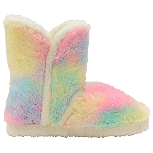 Rainbow Femme Chaussons Nordic Bottes Dunlop Brianna 5vqSwIX