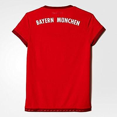 Adidas FC Bayern Munich Home Womens Jersey-FCBTRU