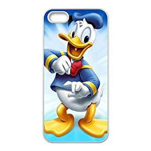 Disney Ludwig Von Drake iPhone5s Cell Phone Case White present pp001_9660392