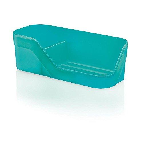 Organizador De Pia cozinha Discovery Compacto Azul Ou