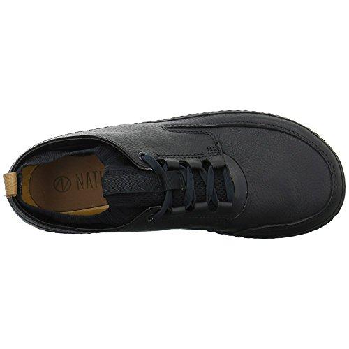 Clarks Herren Nature IV Sneaker Black
