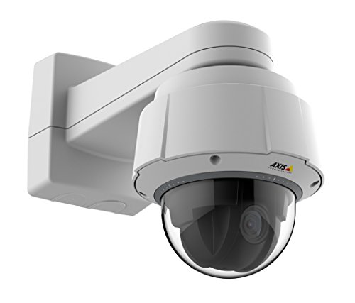(AXIS Q6055-E Network Camera - Monochrome, Color)