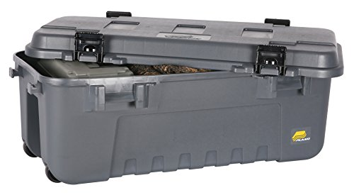 Plano Heavy-Duty Sportsman's Trunk, Grey ()