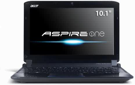 Acer AO532h-2588 10.1-Inch Onyx Blue Netbook - Up to 8 Hours of Battery Life