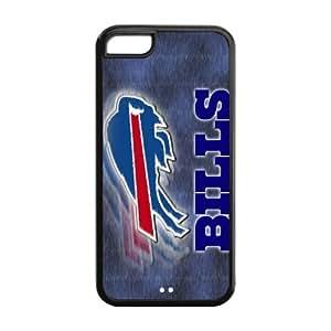 Custom Buffalo Bills NFL Series Back Cover Case for iphone 5C JN5C-1076