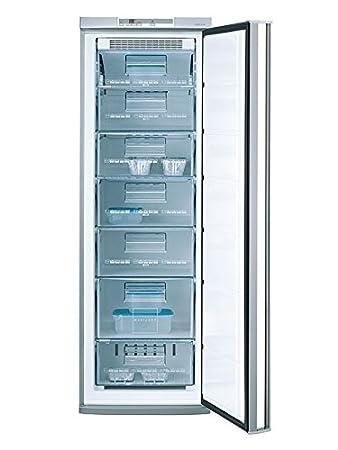 AEG A75278GA - Congelador (Vertical, 254 L, A, Plata): Amazon.es ...