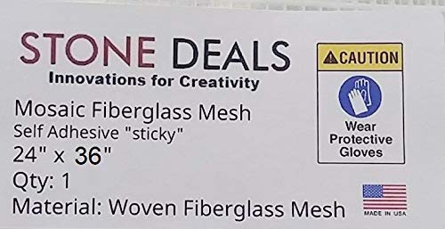 Top recommendation for mosaic mesh self adhesive