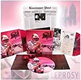 Leprosy - Pink w/ Orange & Blue Splatter double vinyl box set